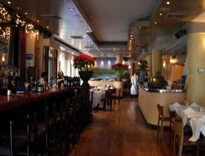 Elegant nyc upper east side dining petaluma travels in for Food bar petaluma