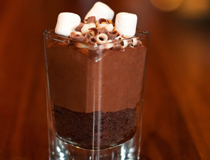 One of Seasons 52's Signature Mini Indulgences